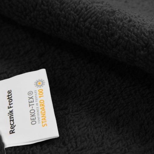 Komplet ręczników VENUS 4-częściowy 246-29 czarny