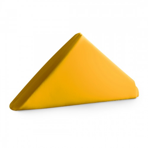 Ekskluzywna serwetka bankietowa żółta