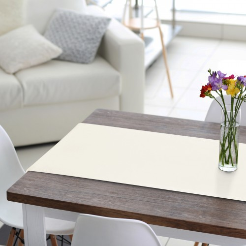 OUTLET Bieżnik plamoodporny na stół PROFESSIONAL GS 160-02 ecru