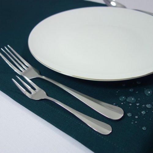 Nakładka Premium Restaurants zieleń butelkowa