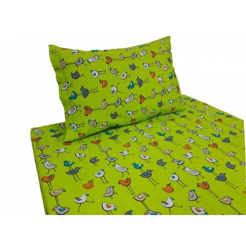 OUTLET Pościel dziecięca 100x135 + poszewka 40x60 604-P21