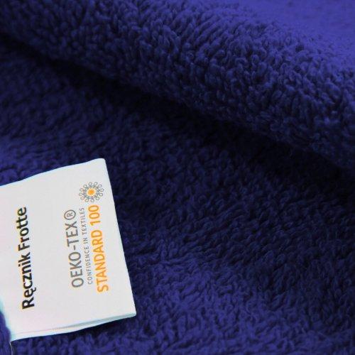 Ręcznik VENUS 50x100 246-69 granatowy