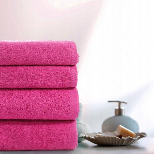 Ręcznik VENUS 70x140 246-11 róż mocny