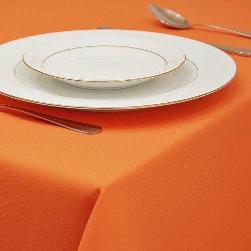 Obrus GŁADKI STANDARD 404-06 pomarańcz