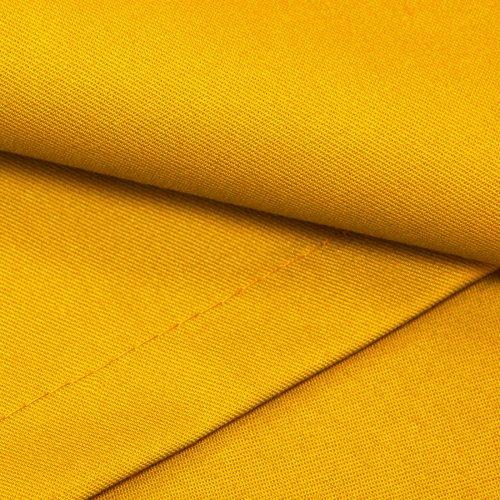 Obrus konferencyjny żółty