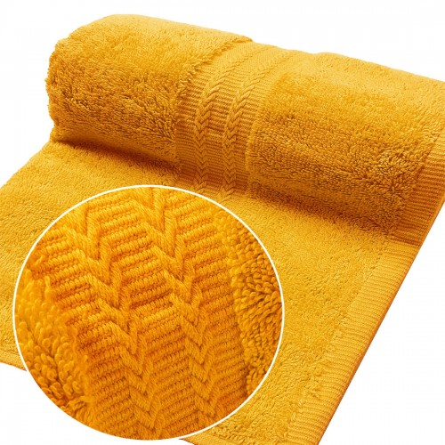 Ręcznik FROTTE EXCELLENCE 50x100 333-05 żółty