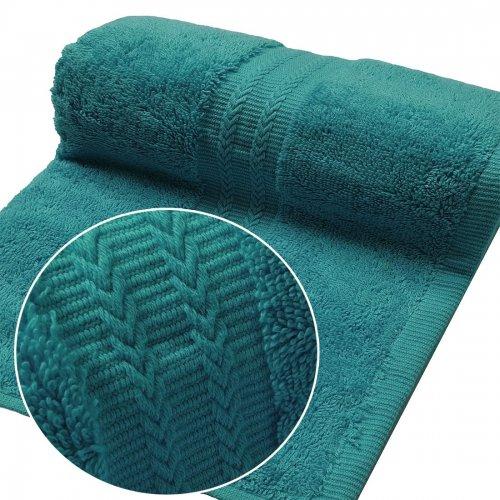 Ręcznik FROTTE EXCELLENCE 50x100 333-17 turkus