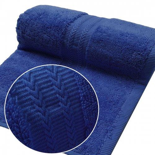 Ręcznik FROTTE EXCELLENCE 50x100 333-90 niebieski
