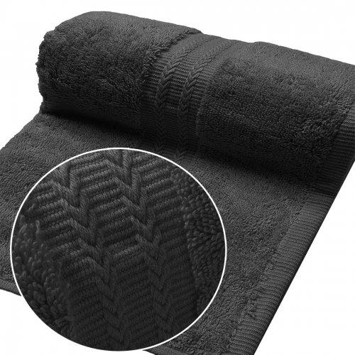 Ręcznik FROTTE EXCELLENCE 50x100 333-94 grafit