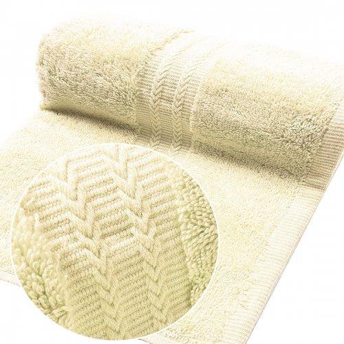 Ręcznik FROTTE EXCELLENCE 70x140 333-02 ecru