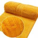 Ręcznik FROTTE EXCELLENCE 70x140 333-05 żółty