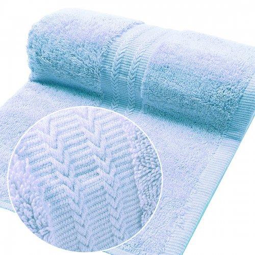 Ręcznik FROTTE EXCELLENCE 70x140 333-14 błękit