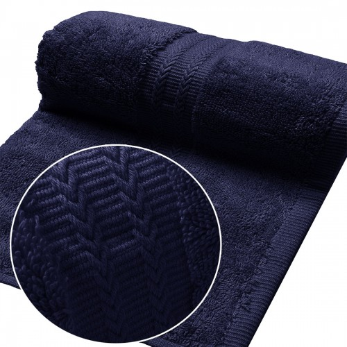 Ręcznik FROTTE EXCELLENCE 70x140 333-69 granatowy