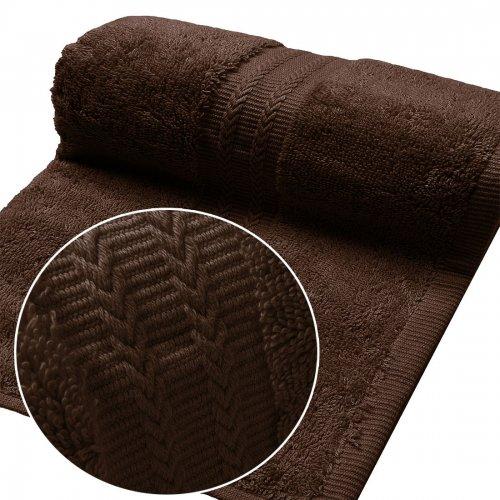 Ręcznik FROTTE EXCELLENCE 50x100 333-29 brąz