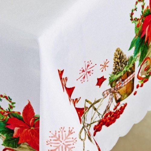 Obrus Świąteczny Merry Christmas D581