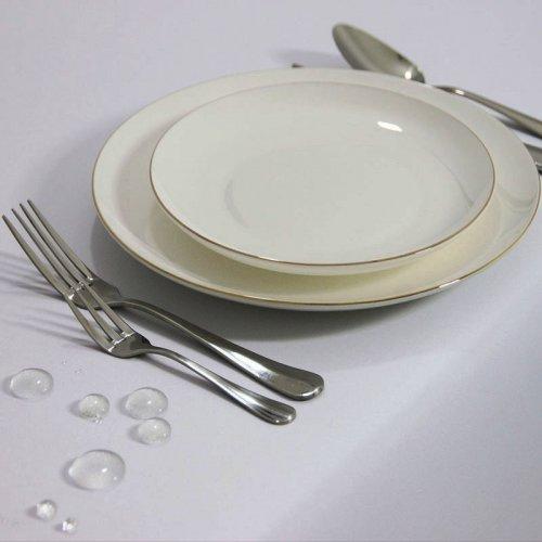 OUTLET Obrus plamoodporny Prestigio Classic 415-01 biały