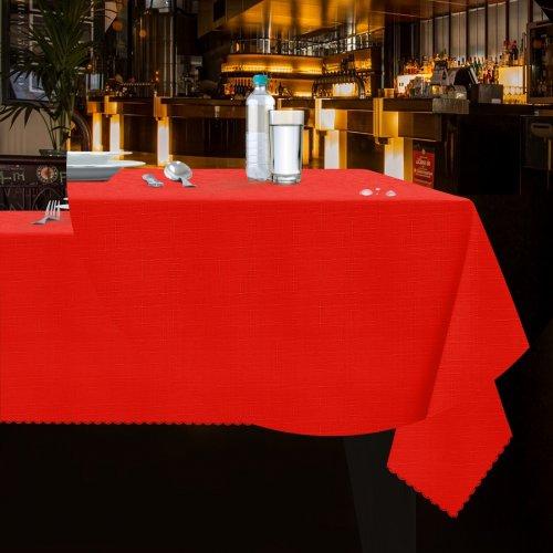 Obrus Premium Ultra 414-12 czerwony