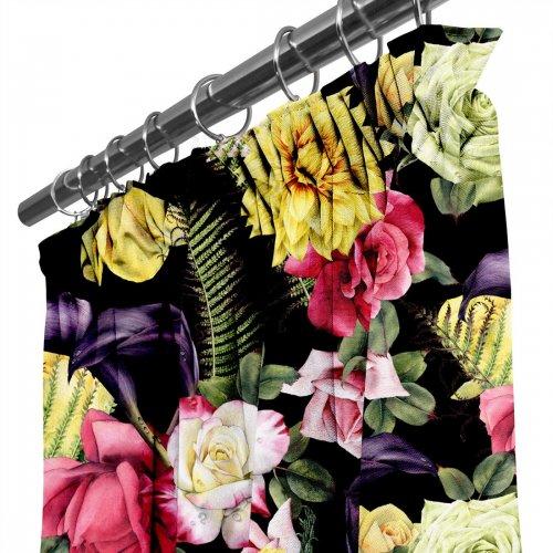 outlet-zaslona-gotowa-na-tasmie-d404-123-01-kolorowe-roze-w-paproci
