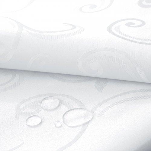 OUTLET Obrus plamoodporny biały 120-01-wp