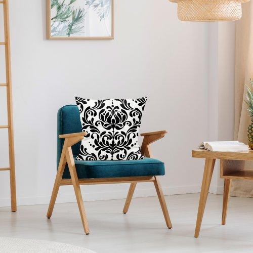 Poszewka dekoracyjna z drukowanej tkaniny
