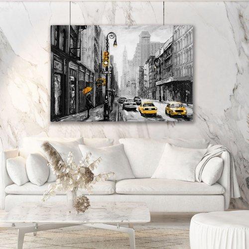 Obraz na płótnie CANVAS 120x80 A150 Ulice miasta