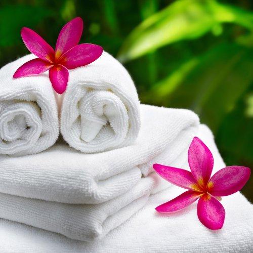 Ręcznik kąpielowy SPA 70x140 biały 550GSM