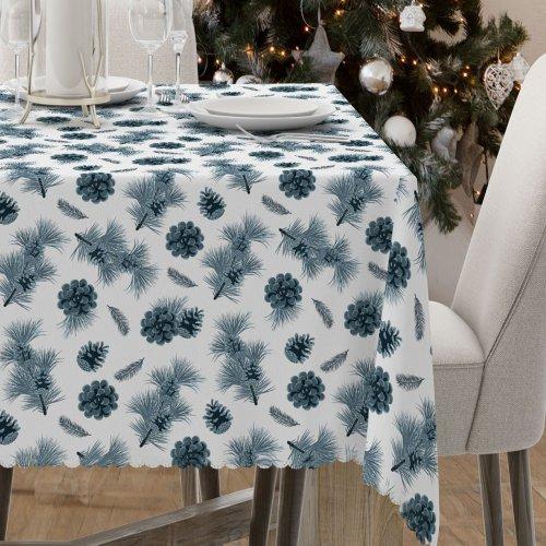 Obrus świąteczny na stół D549-778-01wp