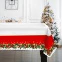 Obrus świąteczny na Boże Narodzenie D785