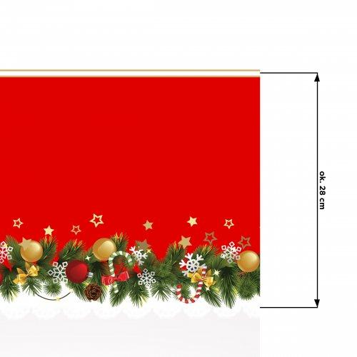 Obrus świąteczny na Boże Narodzenie D581