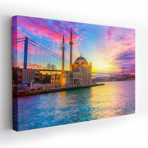 Obraz na płótnie CANVAS 120x80 A181 Wschód nad Turcją