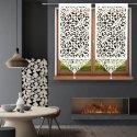 Firana Panel ażurowy na okno 60x140