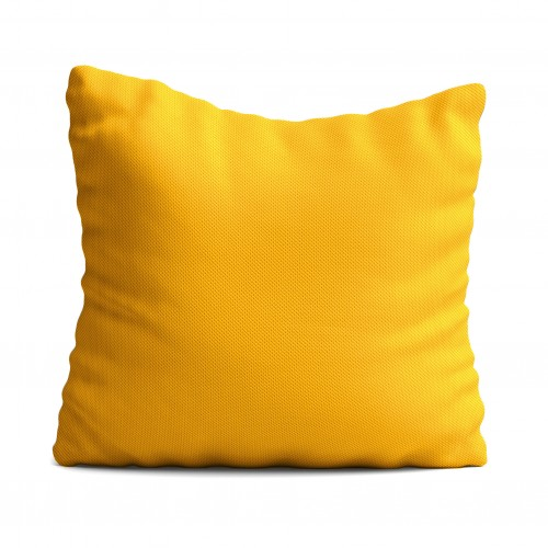 Wodoodporna poduszka ogrodowa 50x50 434-40-05 żółty