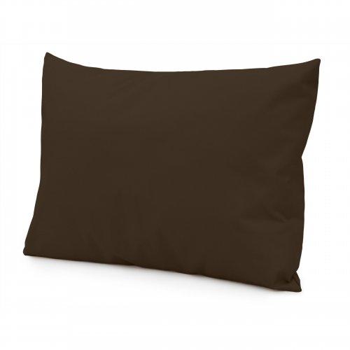 Wodoodporna poduszka ogrodowa 50x70 434-27-29 brąz ciemny