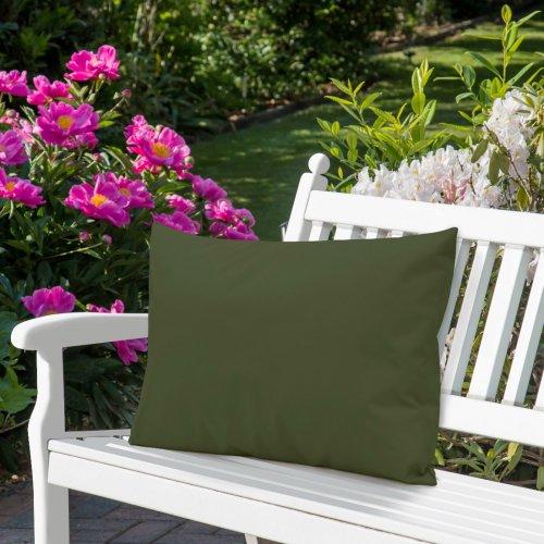 Wodoodporna poduszka ogrodowa 50x70 434-18-40 khaki