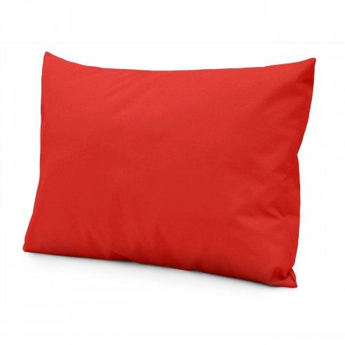 Wodoodporna poduszka ogrodowa 50x70 434-10-99 czerwony