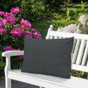 Wodoodporna poduszka ogrodowa 50x70 434-02-62 grafitowa