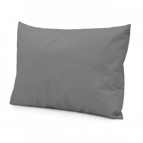 Wodoodporna poduszka ogrodowa 50x70 434-23-33 szary ciemny