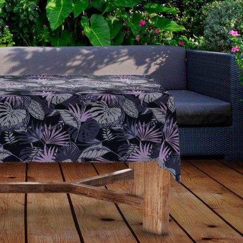 Obrus na stół ogrodowy wodoodporny D434-283 Liście