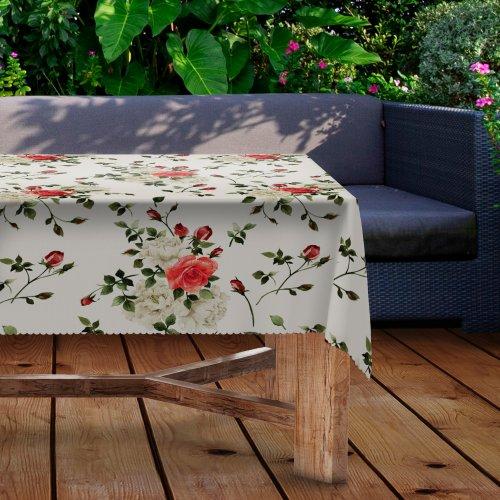 Obrus na stół ogrodowy wodoodporny D434-294