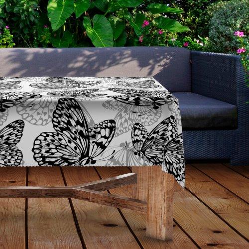 Obrus na stół ogrodowy wodoodporny D434-295