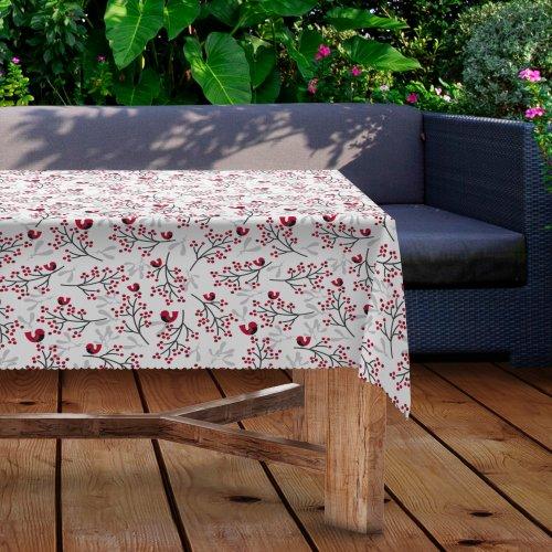 Obrus na stół ogrodowy wodoodporny D434-296