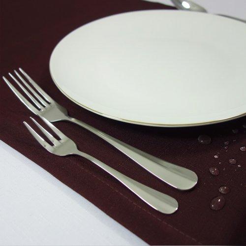 Nakładka Premium Restaurants brąz-czekolada