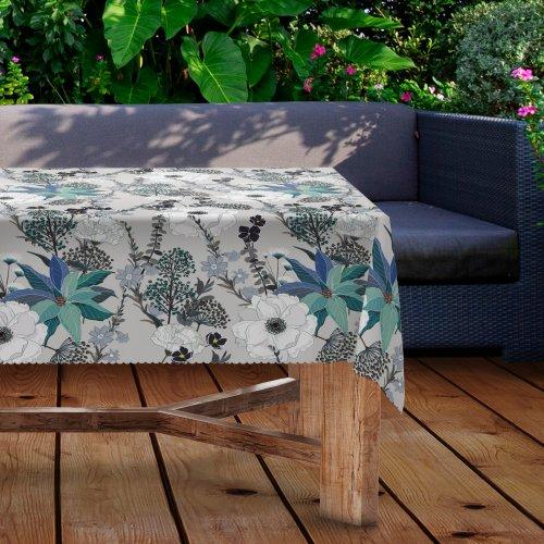 Obrus na stół ogrodowy wodoodporny D434-299
