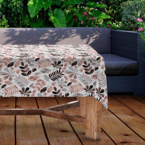 Obrus na stół ogrodowy wodoodporny D434-305