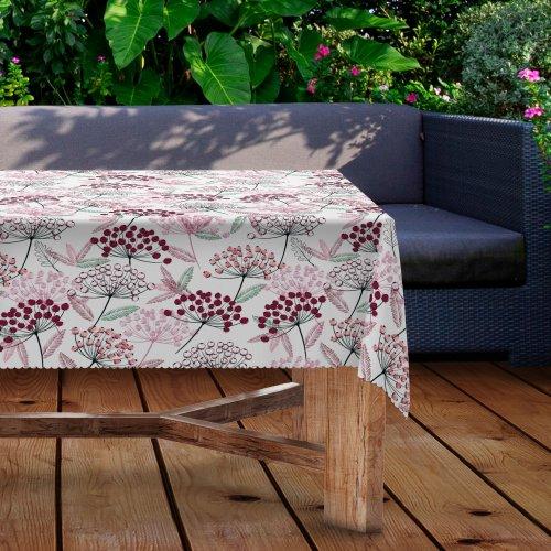 Obrus na stół ogrodowy wodoodporny D434-308