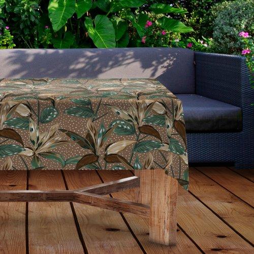Obrus na stół ogrodowy wodoodporny D434-316
