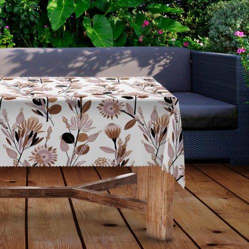 Obrus na stół ogrodowy wodoodporny D434-317