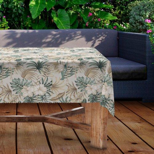 Obrus na stół ogrodowy wodoodporny D434-320