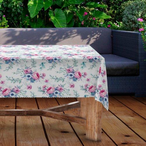 Obrus na stół ogrodowy wodoodporny D434-323