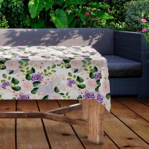 Obrus na stół ogrodowy wodoodporny D434-330